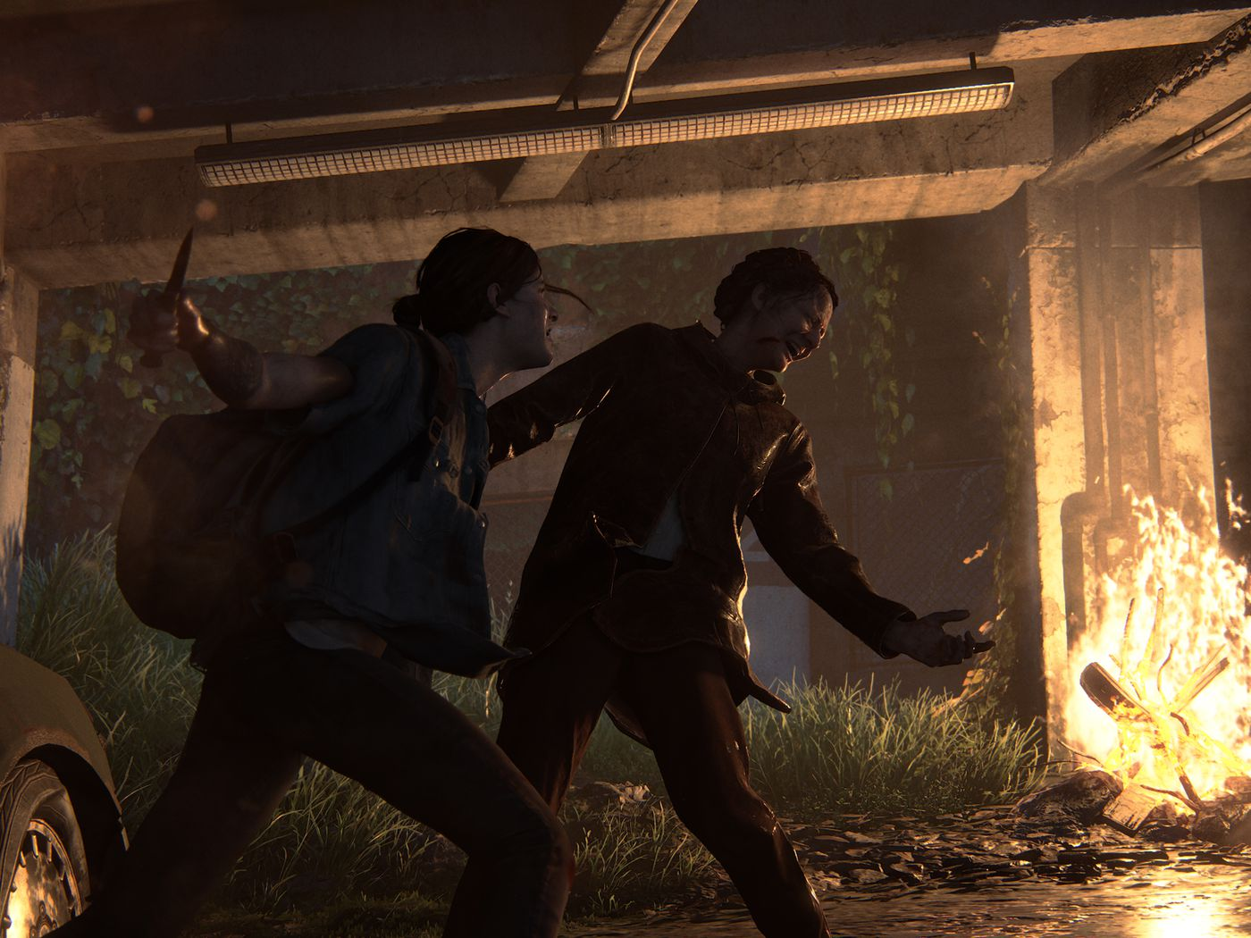 The Last Of Us Part Ii Will Be A Tale Of Revenge Its Director