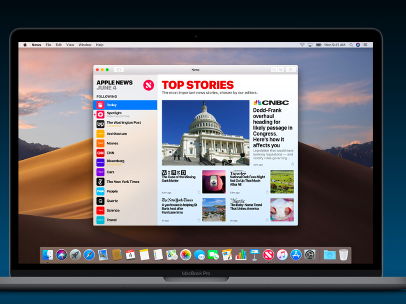 mac os mojave review