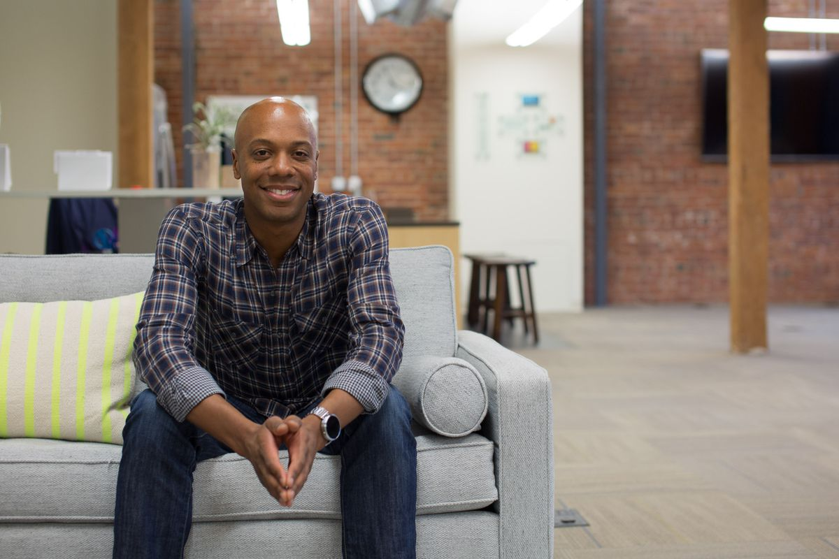 SoftTechVC investor Charles Hudson hopes the young Detroit technology scene will become a larger industry, but until then he's staying in San Francisco.