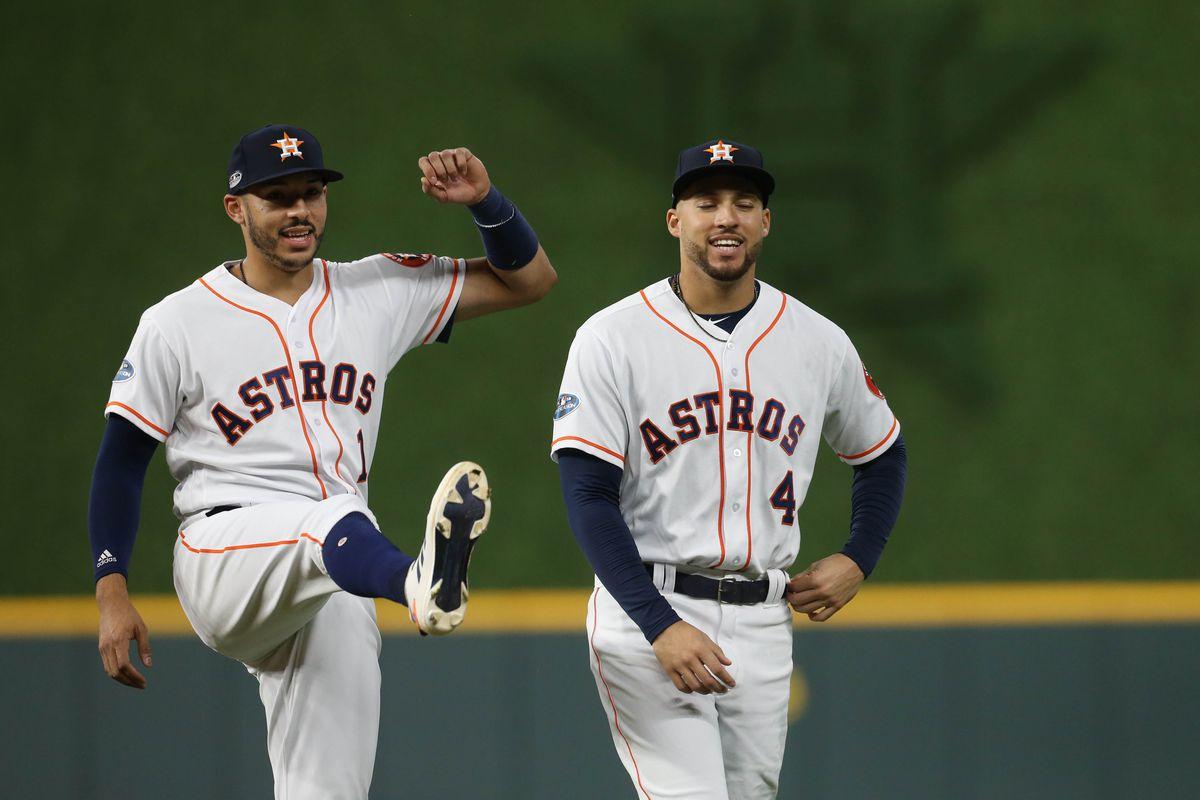 MLB: ALCS-Boston Red Sox at Houston Astros