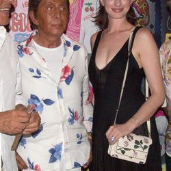 Valentino and Anne Hathaway in Ibiza