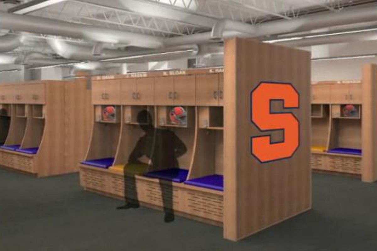 Syracuse Orange Football Facility Renovations Unveiled Troy Nunes