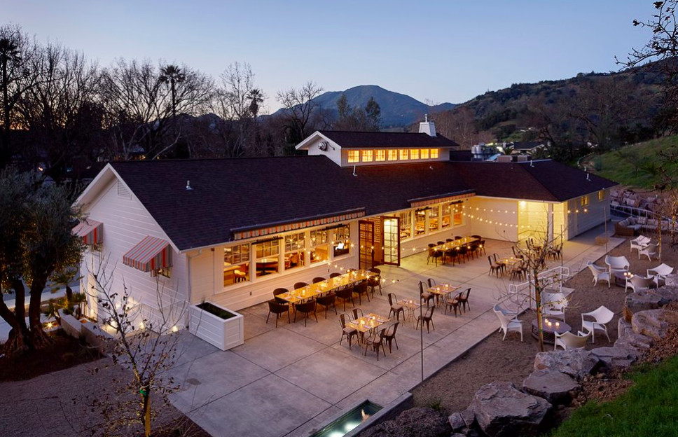 Where To Wine And Dine In Napa Valley Eater Sf