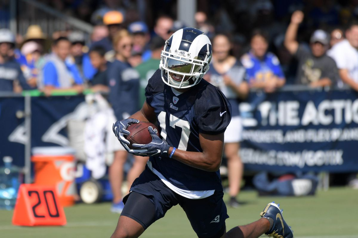 Los Angeles Rams training camp Week 1  Stock up 73d17027b