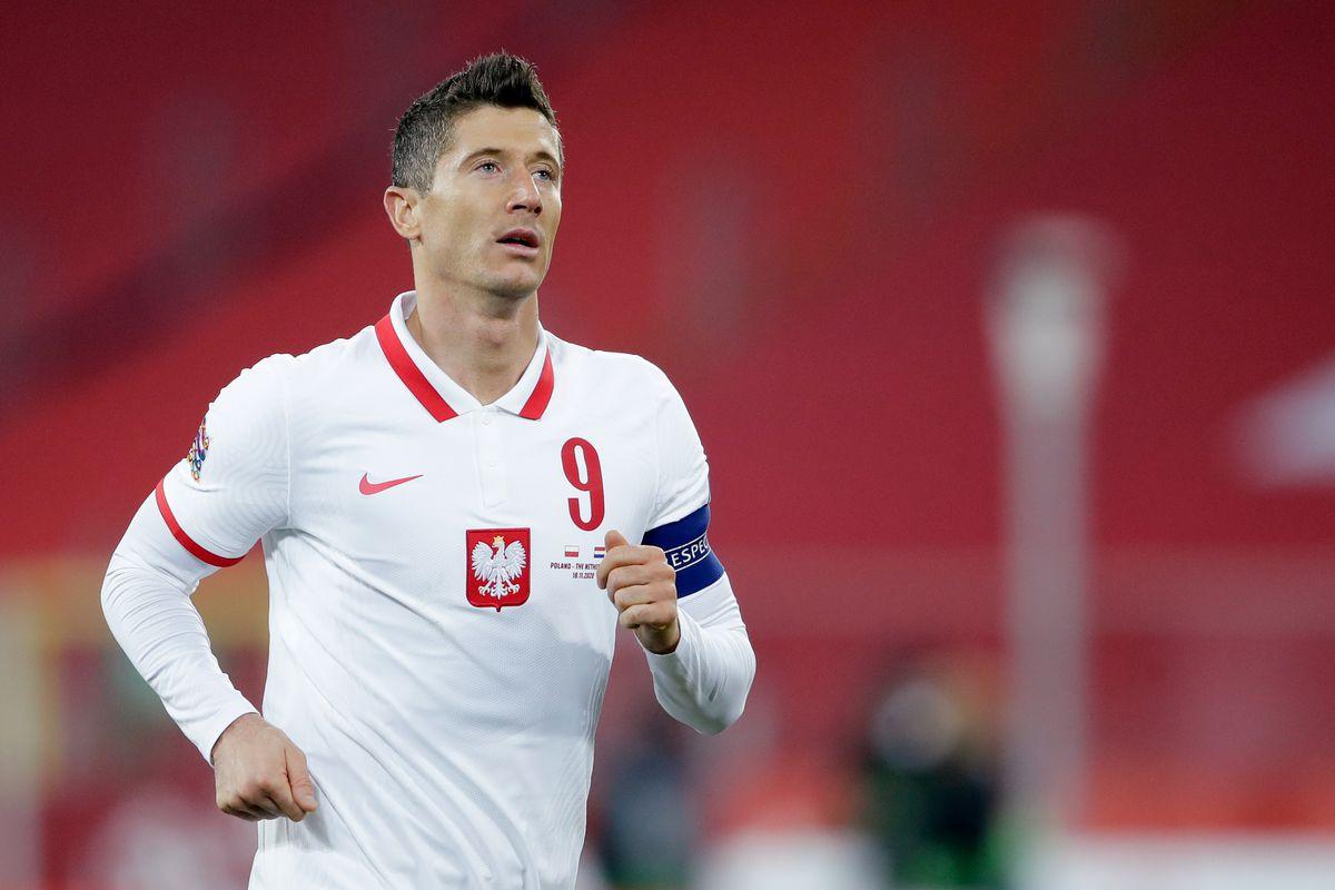 Poland v Holland -UEFA Nations league