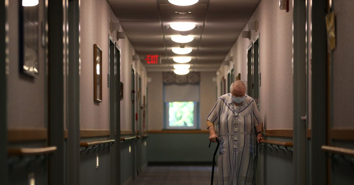 Nursing homes are getting bought up by Wall Street and it's leading to more deaths