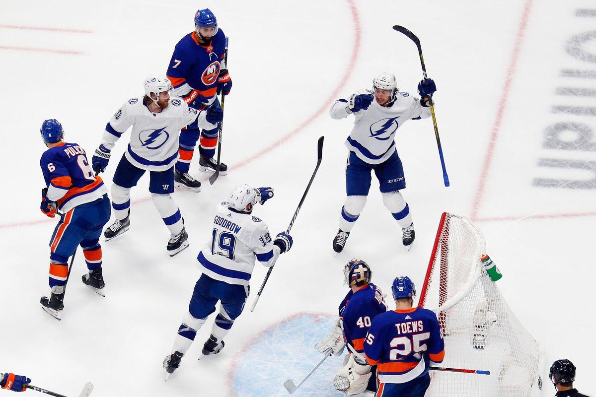 Tampa Bay Lightning v New York Islanders - Game Six
