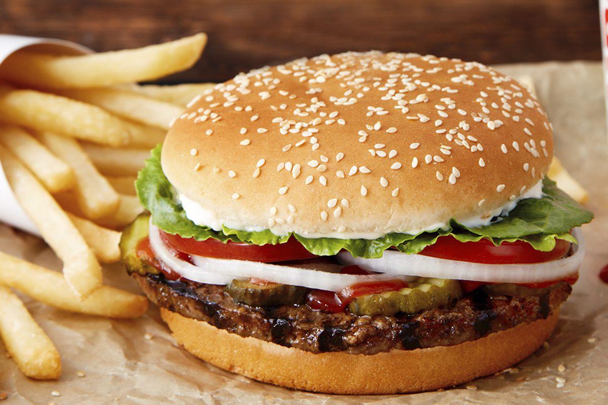 Burger King's Rebel Whopper is the only vegan burger that isn't really vegan