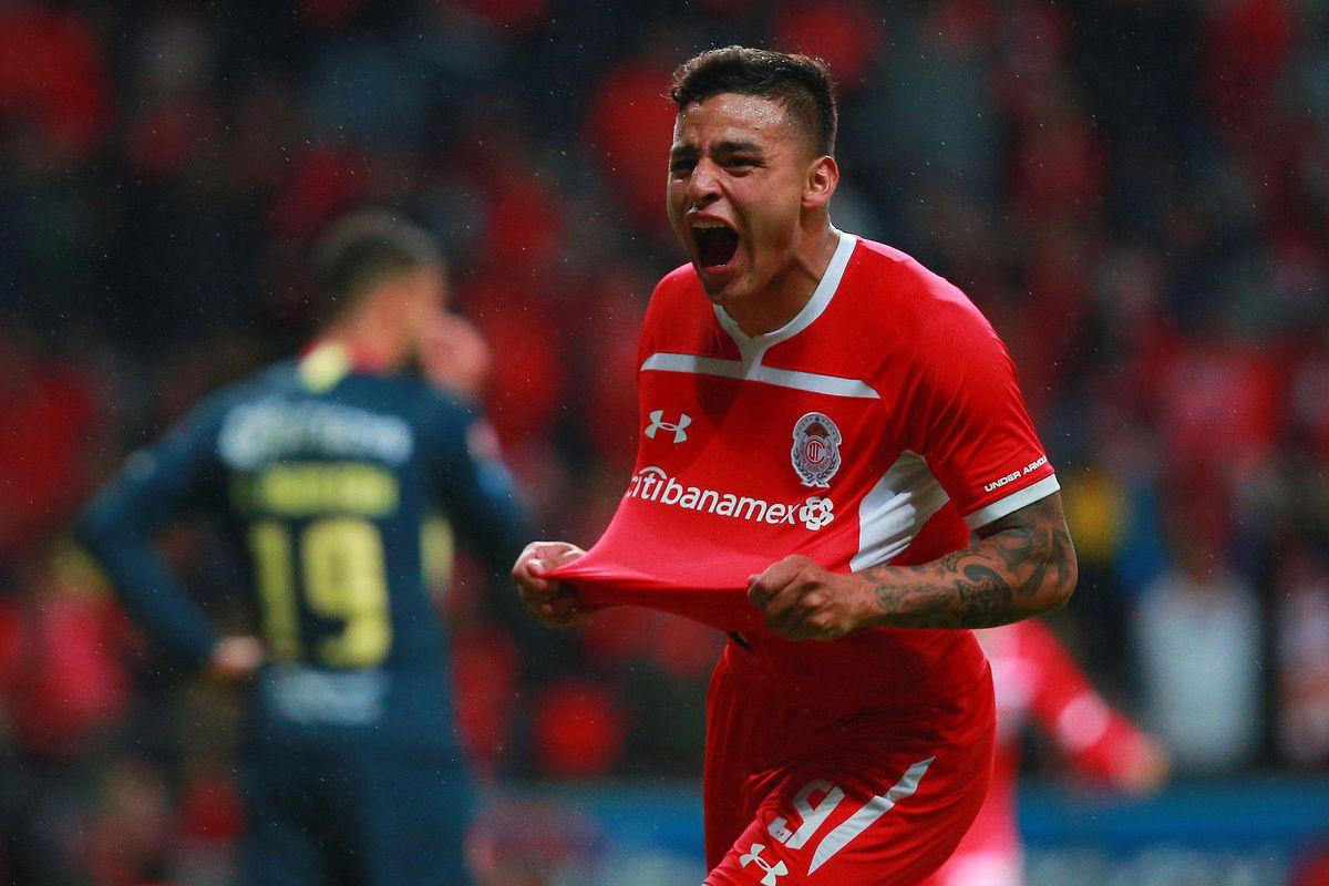 Toluca v America - Playoffs Torneo Apertura 2018 Liga MX