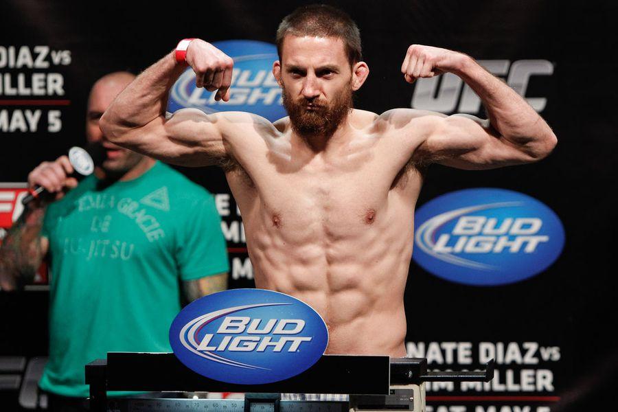 UFC on FOX 3 Weigh-In Photos