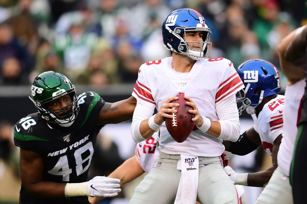 Who'd you rather have: the Bears' Mitch Trubisky or the Giants' Daniel Jones?