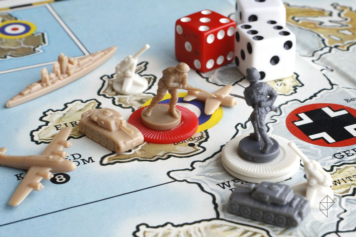 Axis & Allies and Zombies brings undead to the classic WWII
