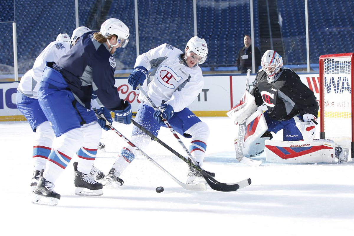 fb54456c8 Canadiens vs. Bruins: Winter Classic Game Thread, roster, lines and ...