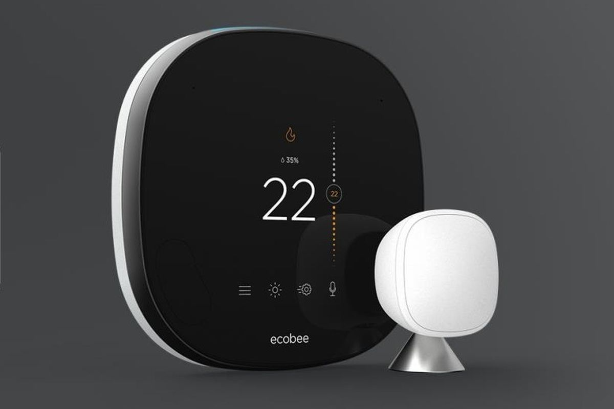 This Is Ecobee U2019s New Glass-covered Smart Thermostat