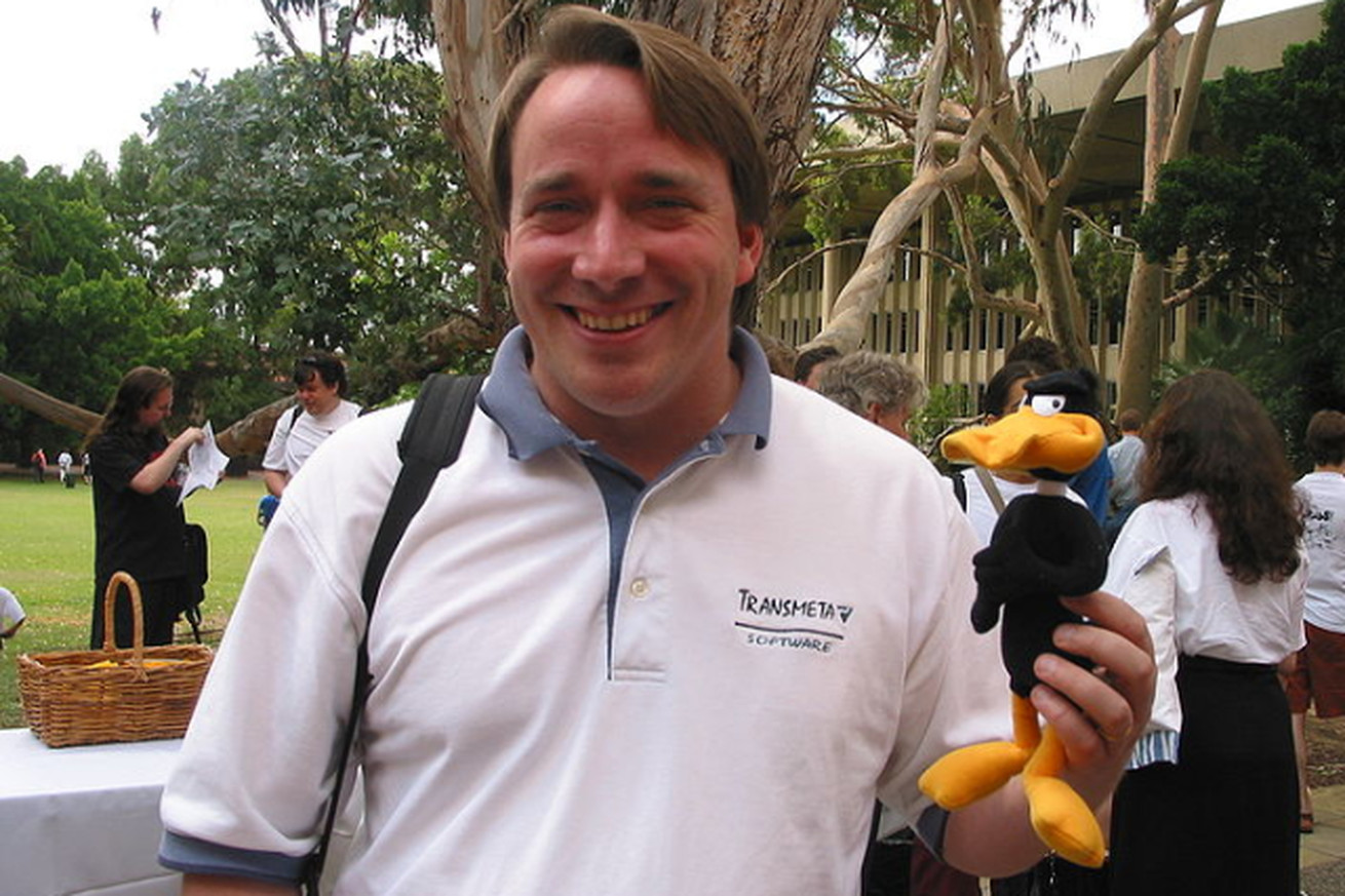 linus torvalds returns to linux development with new code of conduct in place