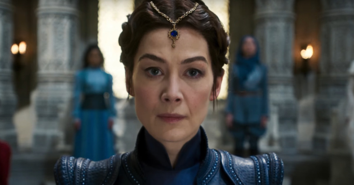 Amazon's The Wheel of Time series' new trailer sets up the story