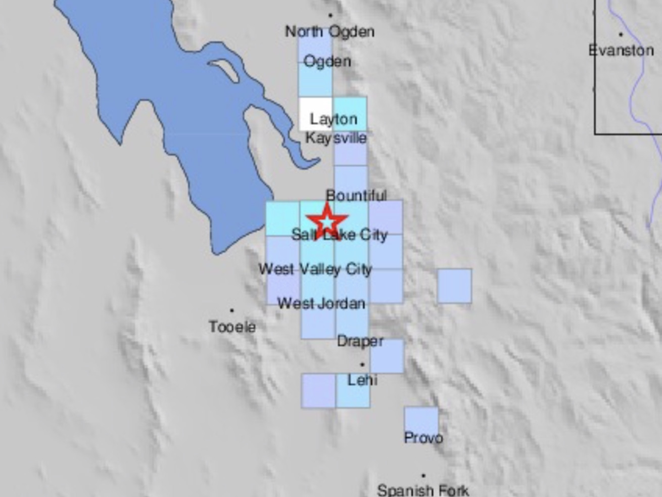 A magnitude 3.3 aftershock rattled Utah again, and social media responded