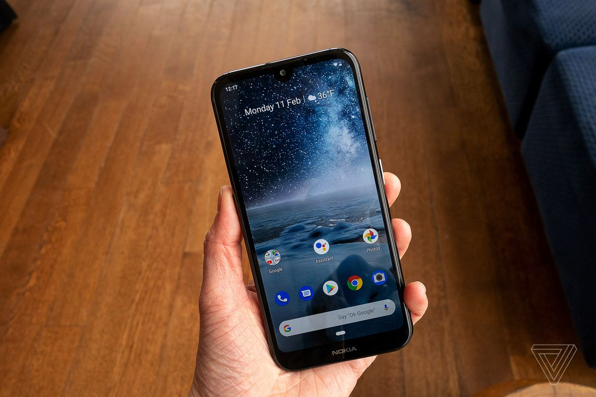 The Nokia 4.2 gets a US release date and $189 price tag - The Verge