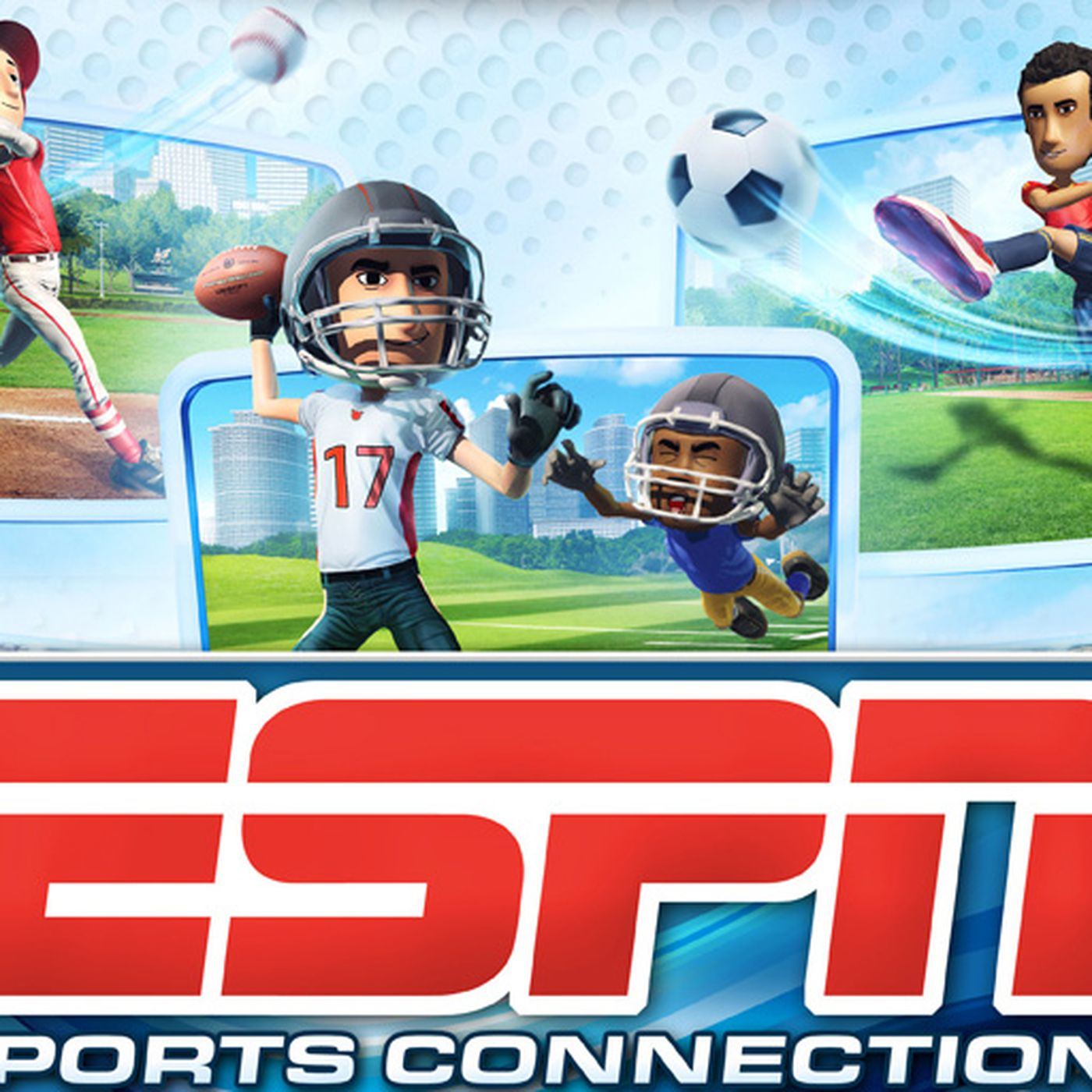 Espn Sports Connection Rebranding Of Sports Connection Announced By Ubisoft For Wii U Polygon