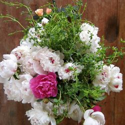 """<a href=""""http://www.foxfodderfarm.com/"""">Fox Fodder Farm, Williamsburg:</a> Inspired by the childhood farm of the company's founder, the arrangements at this floral and garden design studio have a rustic and just-picked vibe, making them the perfect choice"""