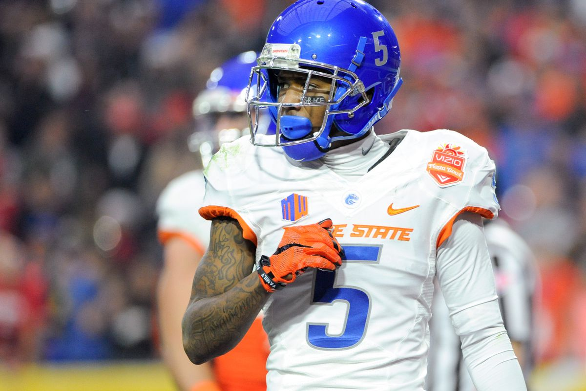 Donte Deayon at Boise State