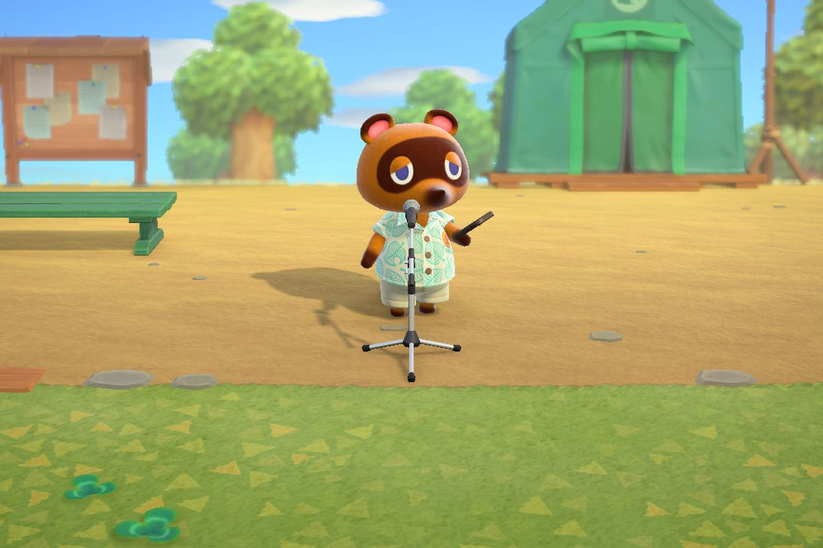 Animal Crossing New Horizon S Item Duping Glitch Patched Out