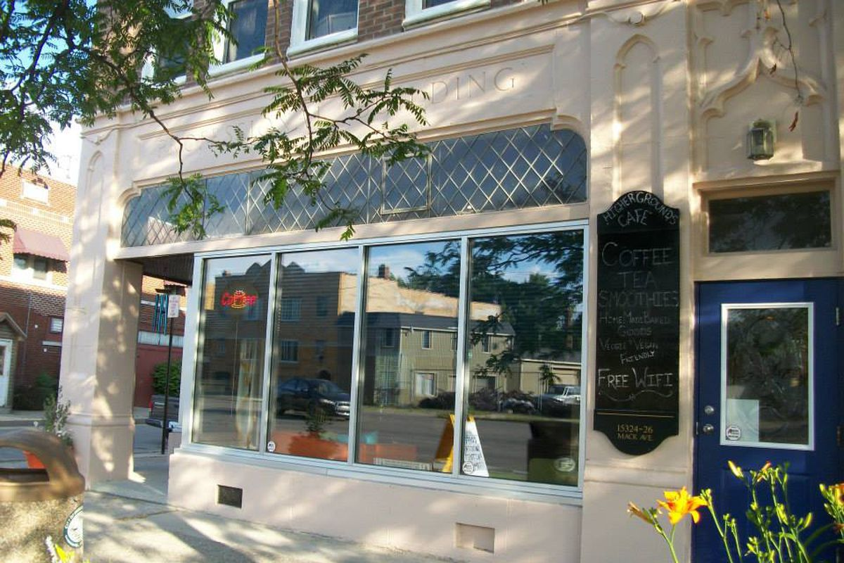 Higher Grounds Cafe shut down in Fall 2015. Michele Bezue Confections will take its place in February.