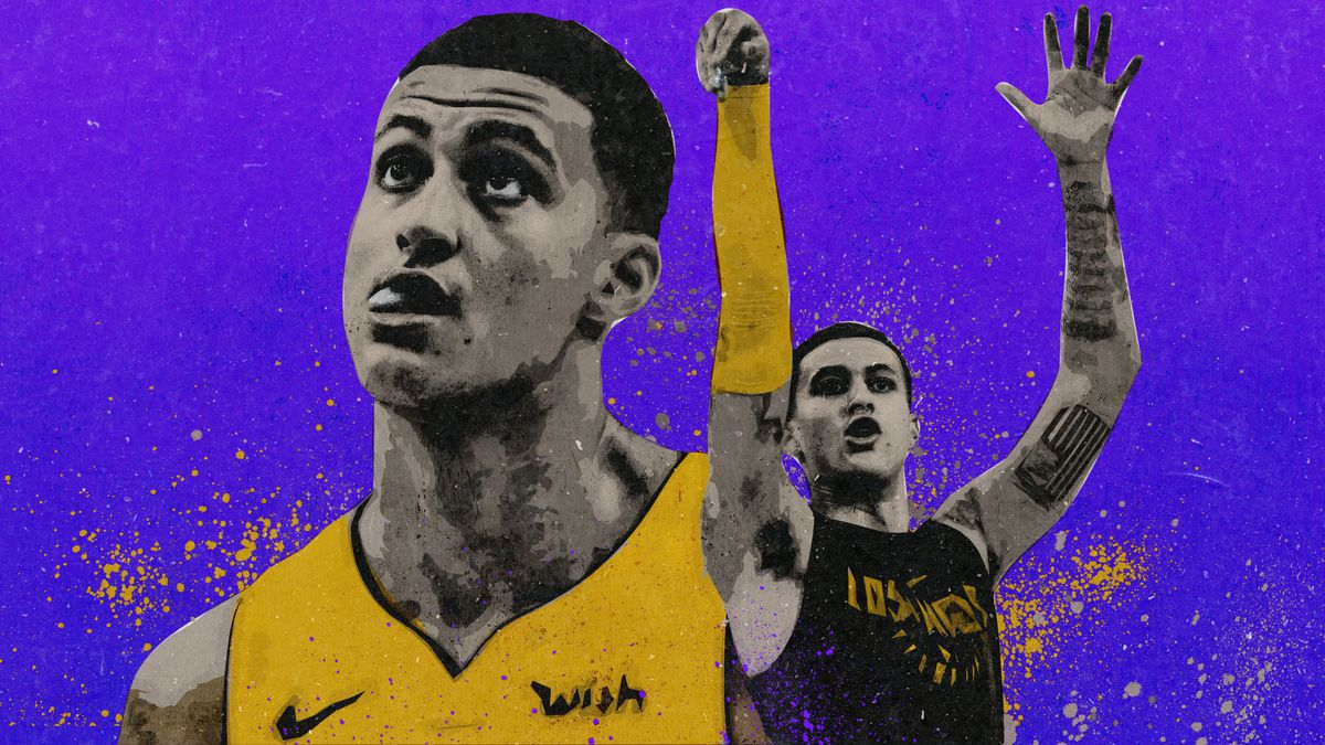 6694845e34e Kyle Kuzma and the Rise of Kuzmania in Los Angeles - The Ringer