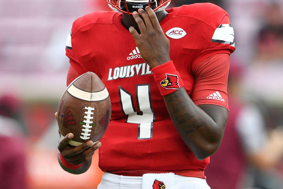 NCAA Football: Florida State at Louisville