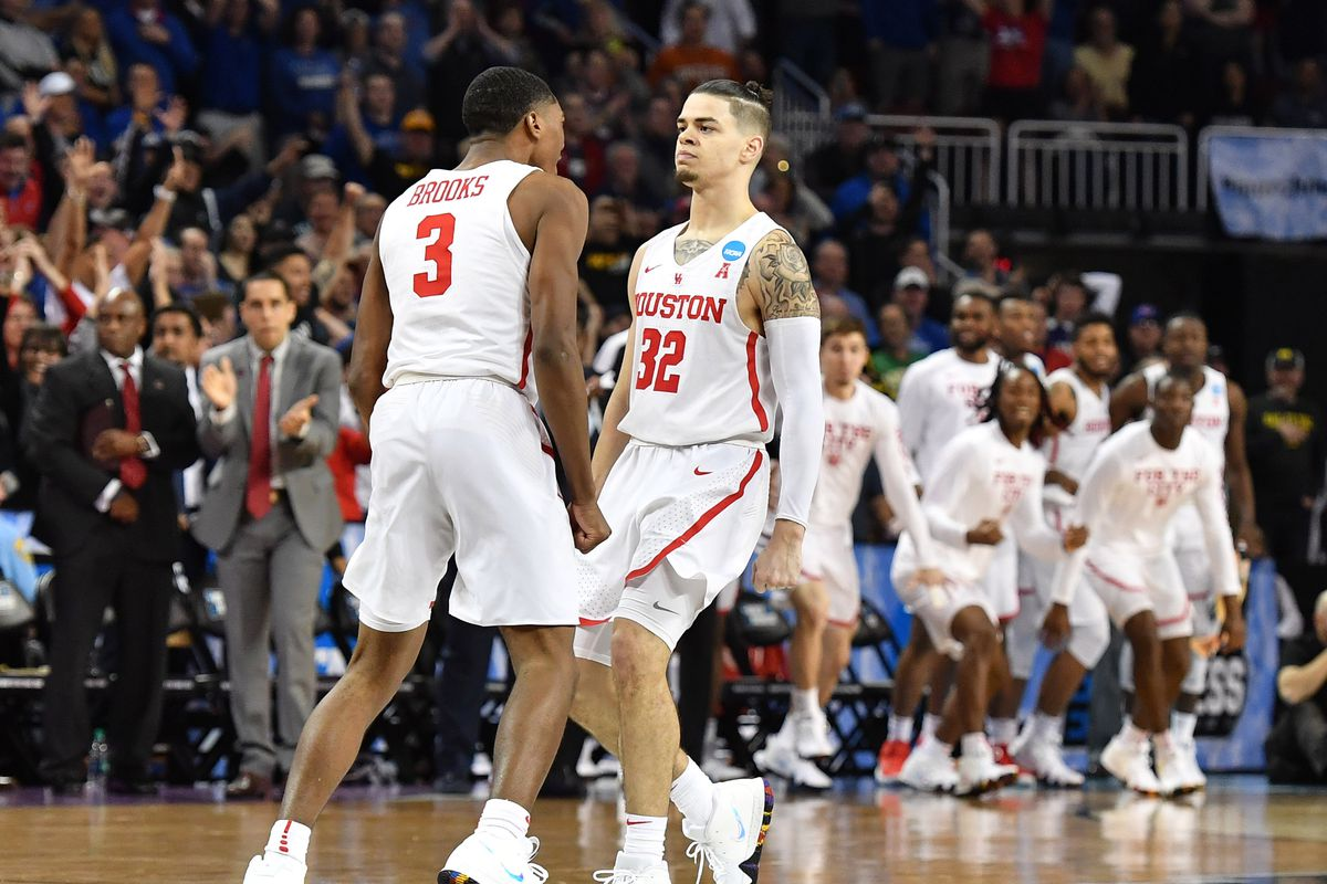 Gray Leads Houston To First NCAA Tournament Win Since 1984