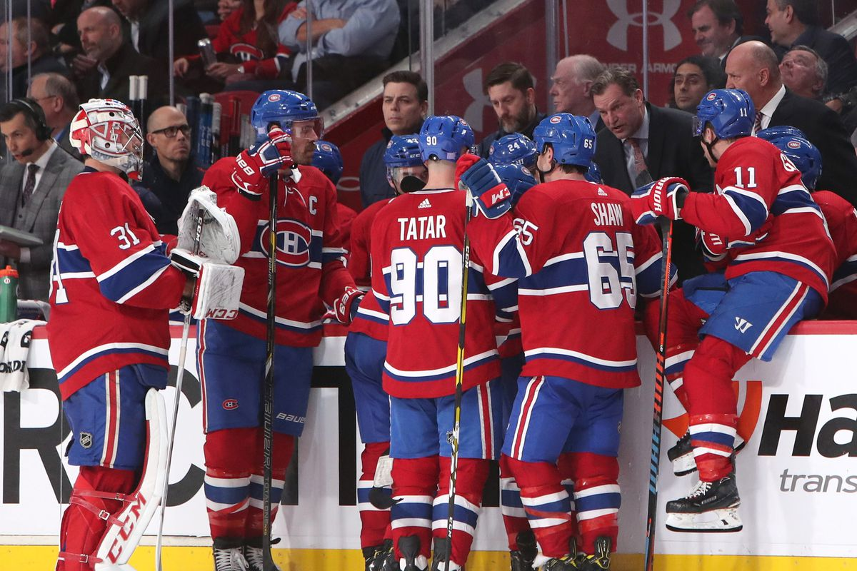 The Montreal Canadiens need to continue playing like they ...