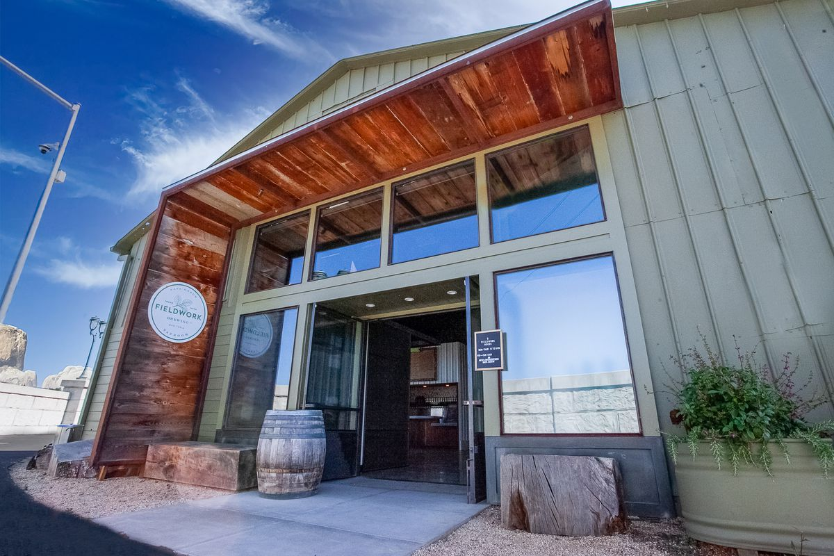 FieldworkBrewing Company at the Oxbow Public Market Annex