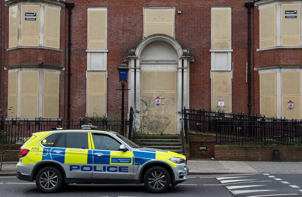 London Police Presence Boosted In Wake of Killings