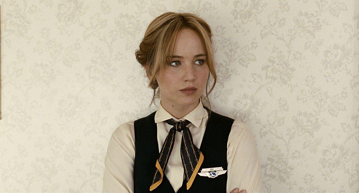 Jennifer Lawrence stars in Joy.
