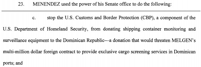 BM ports donations
