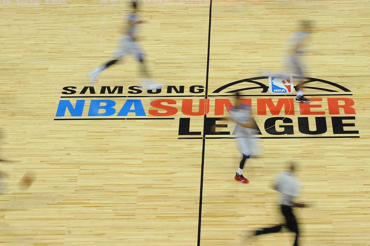 NBA: Summer League-New York Knicks vs Philadelphia 76ers