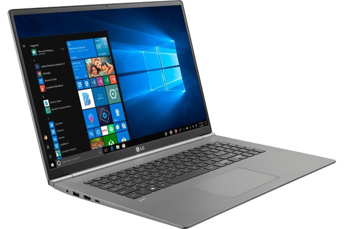 Lgs 17 Inch Gram Laptop Shows Up Early On Best Buys