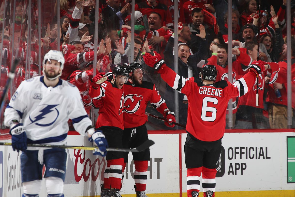 a8f934278 New Jersey Devils Avoid Arbitration with Stefan Noesen - All About ...
