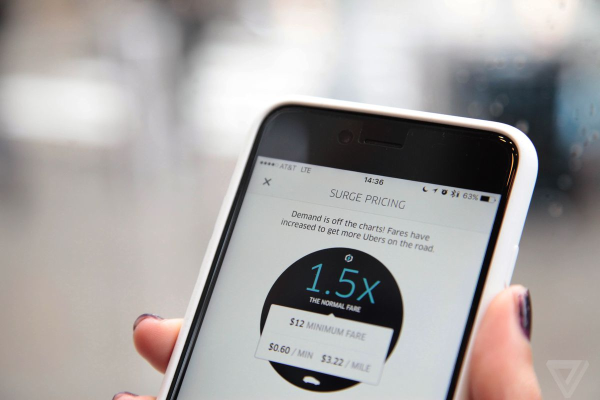 Uber Fare Review >> Uber Is Trying To Make You Forget That Surge Pricing Exists