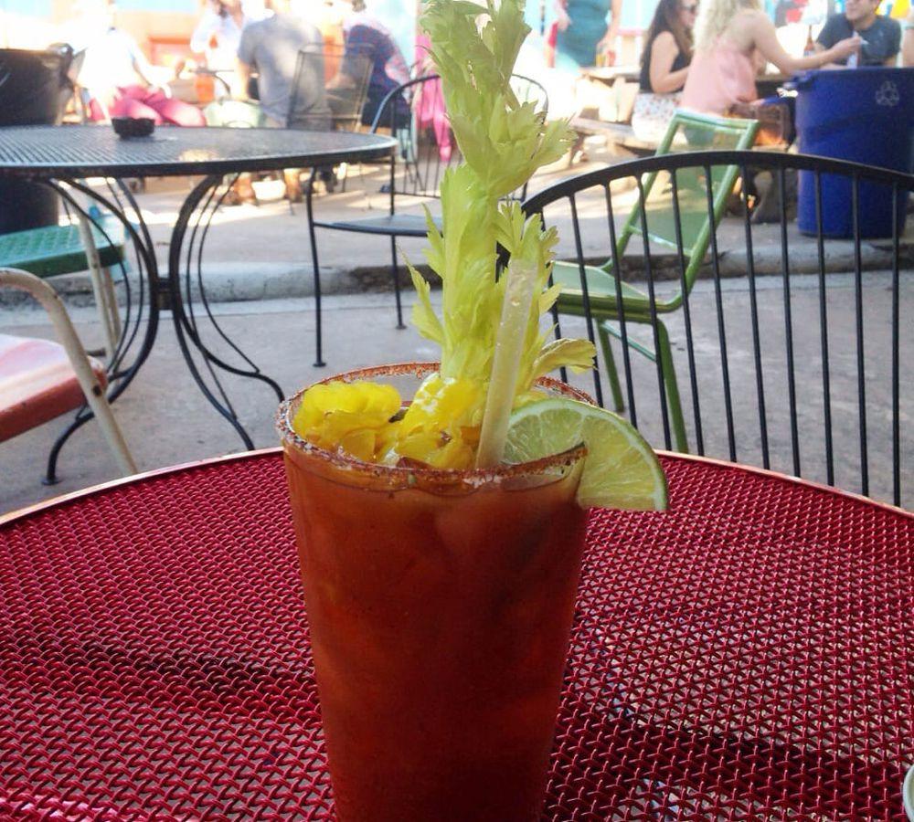 Bloody Mary at Rio Rita