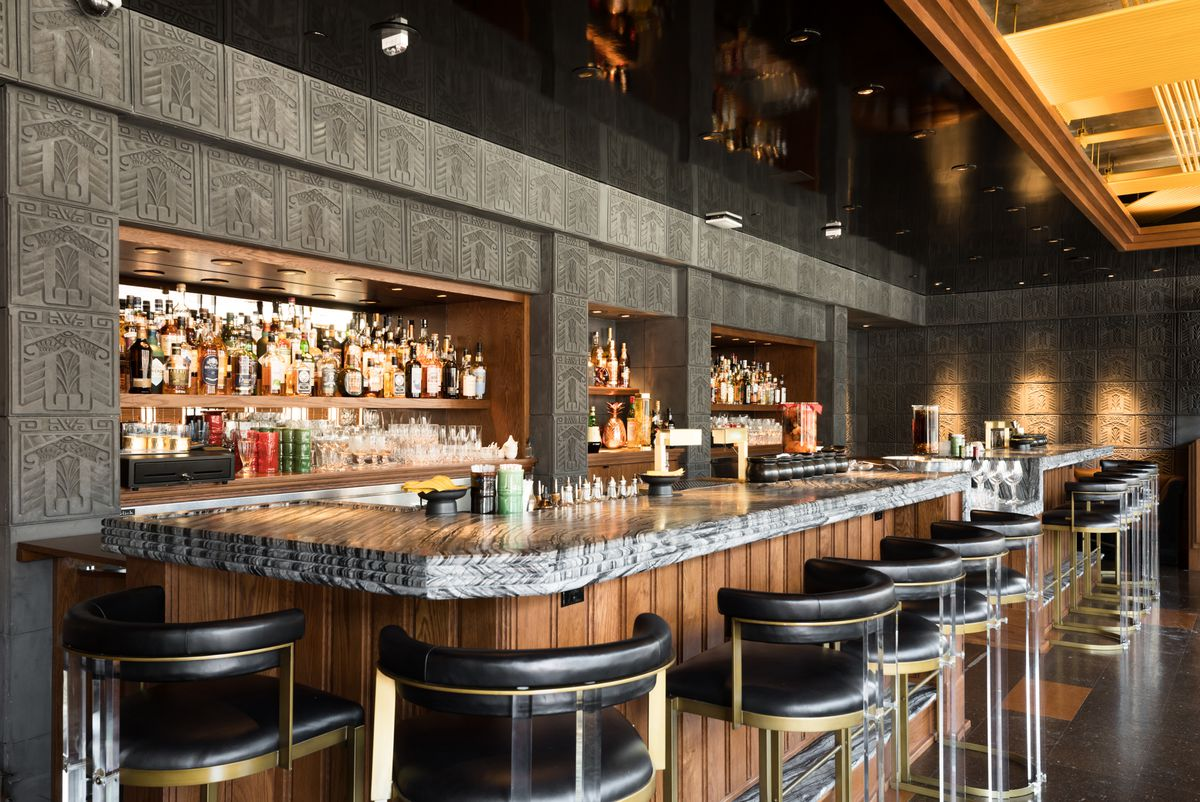 How A Scotch Bar Found A Home In Chinatown Eater Sf