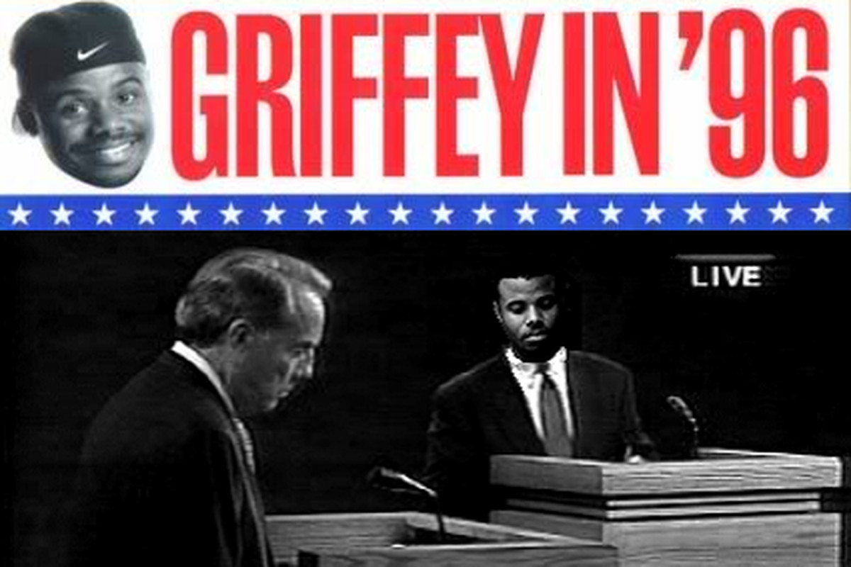 3a048c6dce Griffey in '96: The campaign that forever changed the American political  landscape