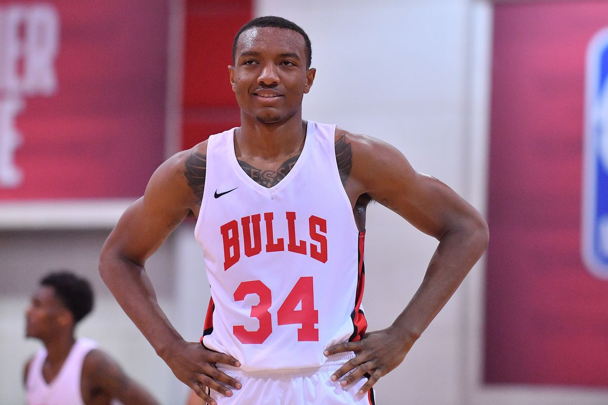 3040d9ca7a1 Wendell Carter Jr. looks so good in Summer League. The Bulls may have a star .