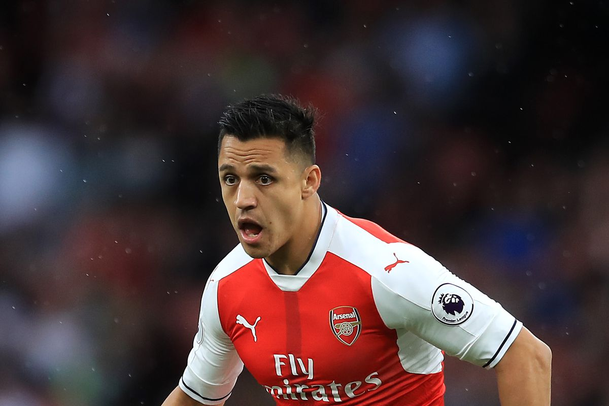Shock side enter race for unsettled Arsenal star Alexis Sanchez