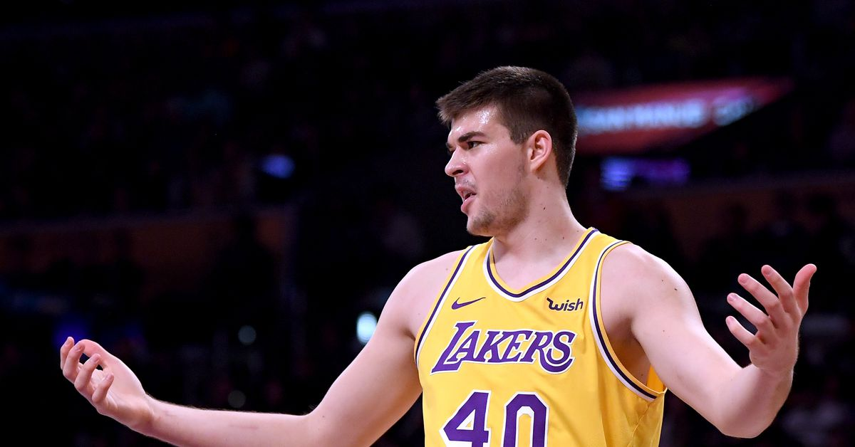 ec4f397d1d5 NBA Trade Rumors  Lakers reportedly felt they couldn t afford to keep Ivica  Zubac