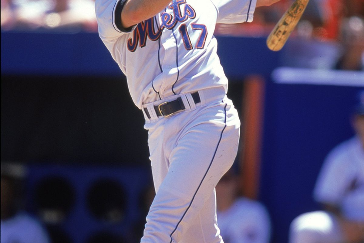 It's this guy's birthday. Too bad the the Orioles wouldn't regift Melvin Mora. (Jamie Squire / Getty Images)