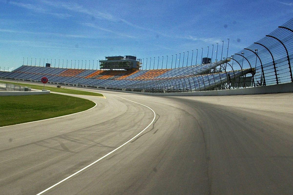 As part of the revised NASCAR schedule, Chicagoland's NASCAR Cup Series weekend, which was originally scheduled for June 18-21, has been canceled.