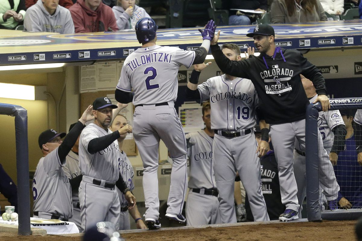 The performance (and health) of Troy Tulowitzki is a key to the Rockies' season