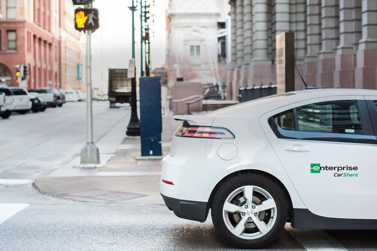 Car Share Enterprise Boston