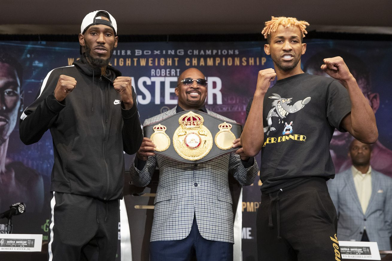 014 Robert Easter Jr x Rances Barthelemy.0 - Easter-Barthelemy: Final press conference quotes